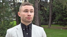 Carl Frampton is facing legal action from Cyclone Promotions.
