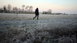 The Met Office is warning that winter is on its way