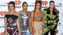 Little Mix attending the 2017 iHeart Music Festival held at the T-Mobile Arena in Las Vegas, USA
