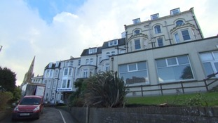 200 evacuated after hotel fire in Ilfracombe