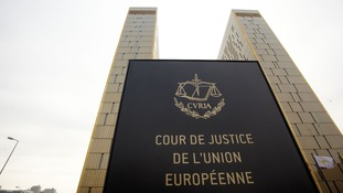 The UK has conceded that the ECJ will still have sway after Brexit.