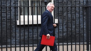 David Davis summoned before Brexit committee over refusal to release full impact dossier