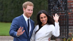 Prince Harry and Meghan Markle have announced their engagement.