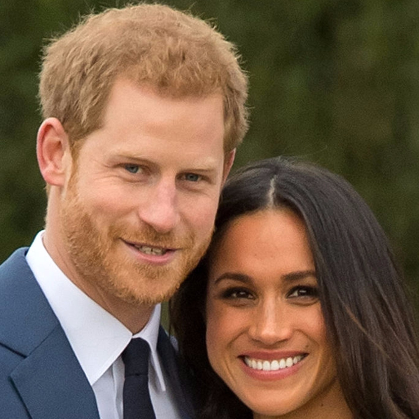 Prince Harry & Meghan: It's Official