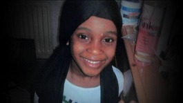 Seven year old Khyra Ishaq starved to death at her home in Handsworth in 2008.