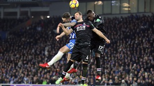 Crystal Palace earn first away point of the season at Brighton in goalless draw