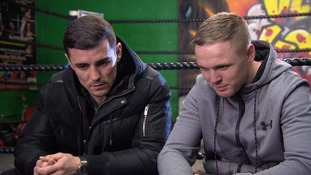 Anthony Crolla relives 'darkest moment' alongside former boxer Kieran Farrell