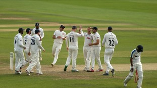 Essex were unbeaten in The County Championship in 2017.