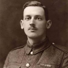 Sergeant Cyril Edward Gourley