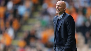 Stale Solbakken won just 10 games with Wolves