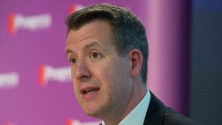 Labour's Chris Leslie