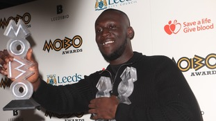 Stormzy won three awards