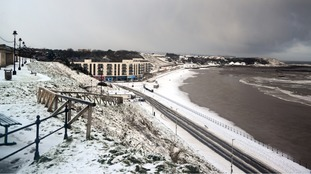 Snow in Scarborough