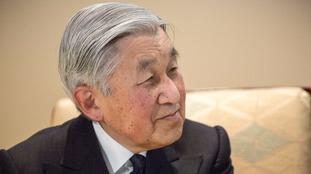 Japan's emperor Akihito to abdicate in 2019