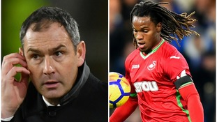 Swansea to 'keep faith' with Renato Sanches