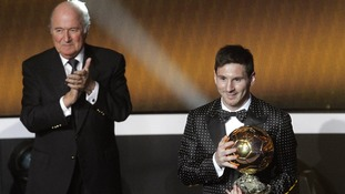Ballon d'Or Lionel Messi