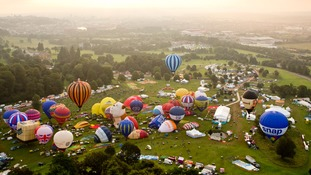 Bristol International Balloon Fiesta to celebrate 40 years in 2018