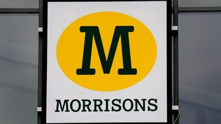 "Morrisons reported ""disappointing"" Christmas trading results"