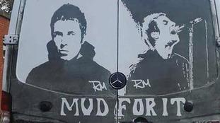 Ruddy Muddy creation of Oasis