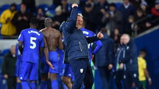 Cardiff hit back to see off Norwich on Neil Warnock's birthday