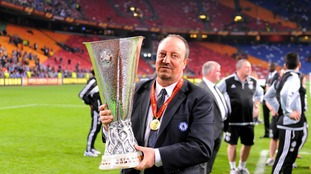 Rafa Benitez: My Chelsea stay could have been longer