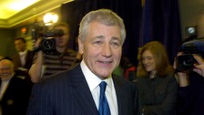 Senator Chuck Hagel