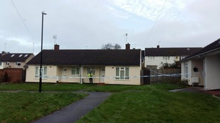 The woman was pronounced dead at an address on Cavendish Road in Tile Hill, Coventry.