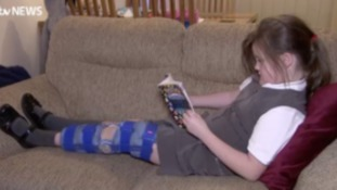 Grantham schoolgirl waits three hours for ambulance after dislocating her knee