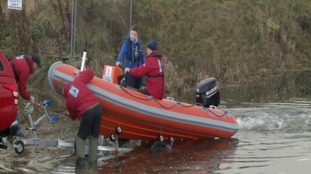 WATCH: Annan Harbour gets new safety boat