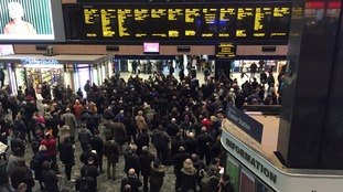 Euston rail passengers told 'do not travel' as repairs close lines