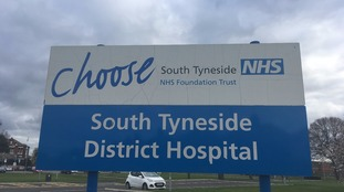 Delivery of babies temporarily suspended at South Tyneside district hospital
