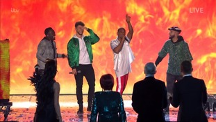 X Factor 2017 final: Boy band Rak-Su victorious over Grace Davies