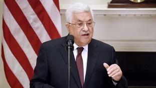 Abbas warns Trump against recognising Jerusalem as Israel's capital