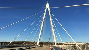 The Northern Spire Bridge