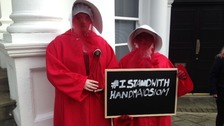 handmaidsprotest