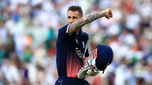 Alex Hales is now available for selection again.