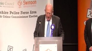 Angus Macpherson, Wiltshire Police & Crime Commissioner