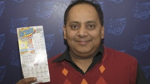 46-year-old Chicago lottery winner Urooj Khan