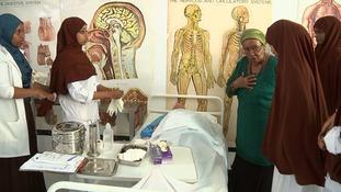 Edna Adan is a trailblazing anti-FGM campaigner.