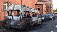 east Belfast 'hate crime'