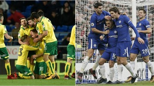 Norwich City will host Chelsea in early January.