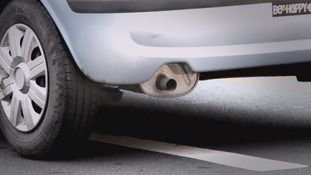 Diesel drivers could face charges of up to £100 a day under new air quality plans