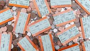 Rail fares to rise by 3.4% in January