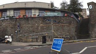 Man suffers 'life threatening' injuries in fall from Bristol bar