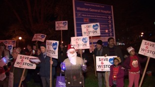 No set date for reopening Weston General A&E department overnight