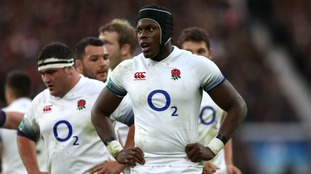Scans reveal Maro Itoje has a broken jaw leaving him a doubt for the start of the Six Nations
