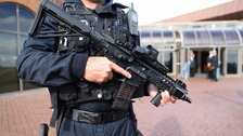 The UK is facing one of the most severe threats from terrorism