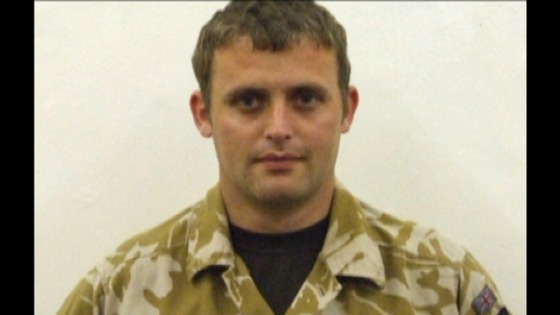 Lance Corporal Paul Muirhead