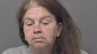 Murderer and bully: Angela Burkitt