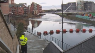 Festive revellers urged 'stay away from water'